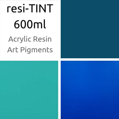 resi-TINT Acrylic Resin Art Pigment 600ml